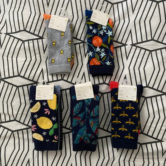 a new day Accessories - Bundle of 11 Pairs A New Day Socks